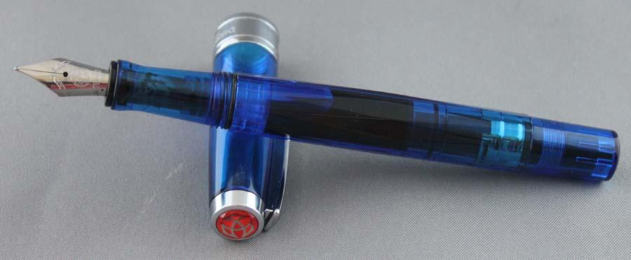The TWSBI 540 Sapphire