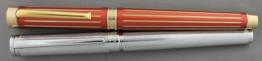 The Sheaffer Intensity and the Levenger Newton