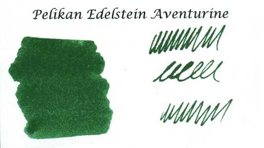 Pelikan Edelstein Aventurine