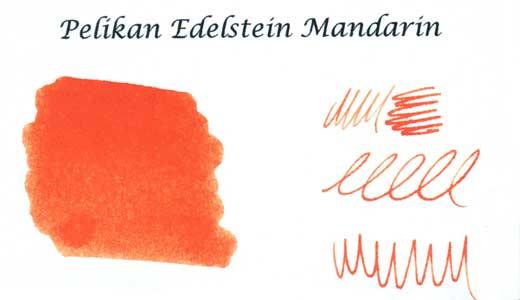 Pelikan Edelstein Mandarin