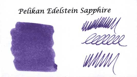 Pelikan Edelstein Sapphire