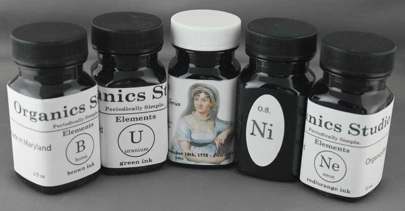 Organics Ink Giveaway!