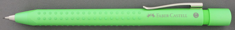 Faber-Castell Grip 2011 Grass Green