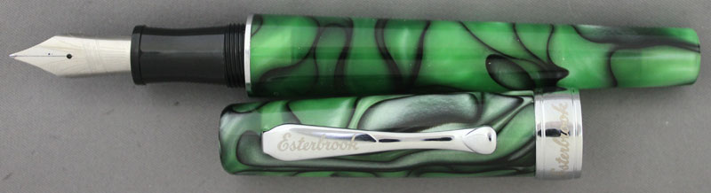 New Esterbrook Fountain Pen Open