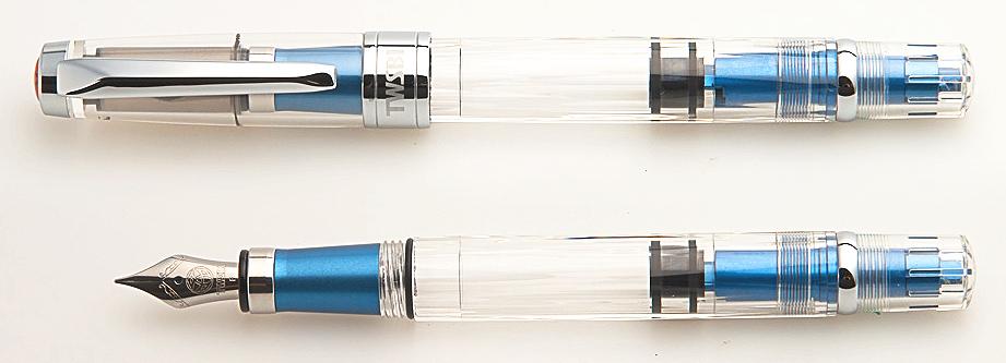 TWSBI 580AL Blue