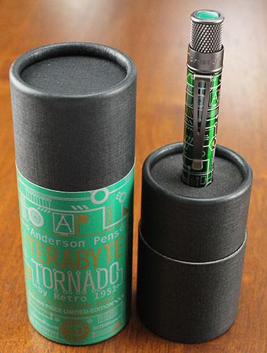 Retro 51 Terabyte Tornado in Box