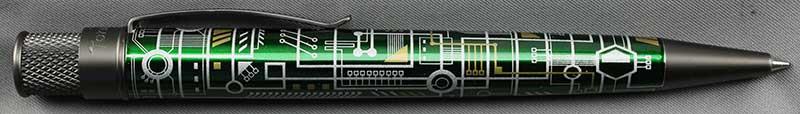 Retro 51 Terabyte Tornado Side View