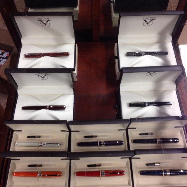 Store with Visconti!