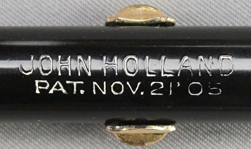 John Holland Saddle Filler Imprint