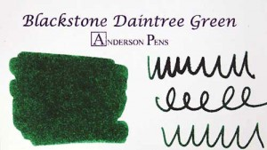 Blackstone Inks Daintree Green