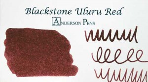 Blackstone Inks Uluru Red