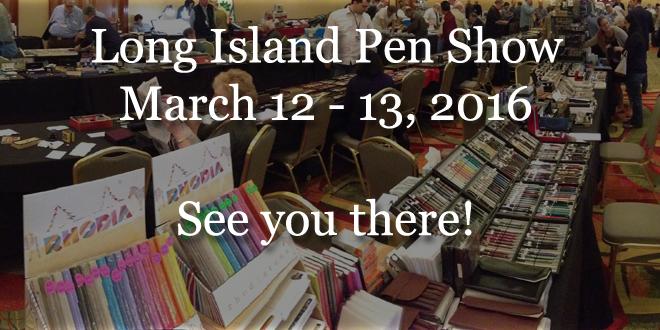 Long Island Pen Show