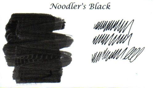 Noodler's Black