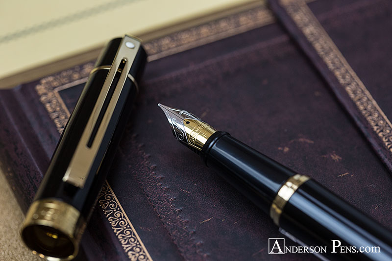 Sheaffer 300 and Paperblanks