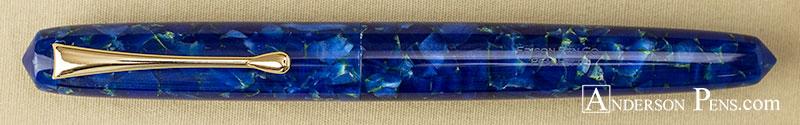 Edison Pearlette Lapis Lazuli Flake