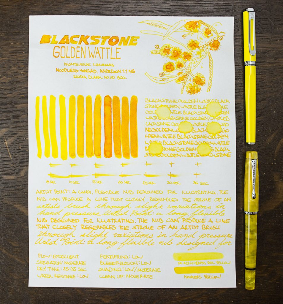 Blackstone Golden Wattle