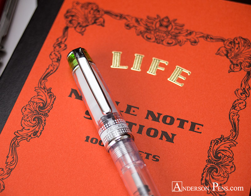 Pilot Prera & LIFE Notebook
