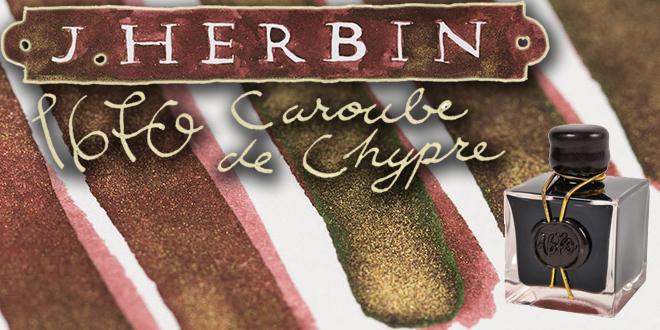 J. Herbin Caroube de Chypre