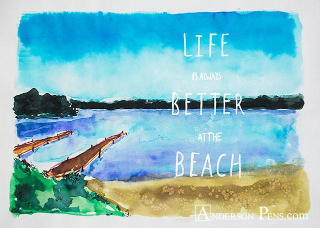 Midweek Mojo - Beach Day
