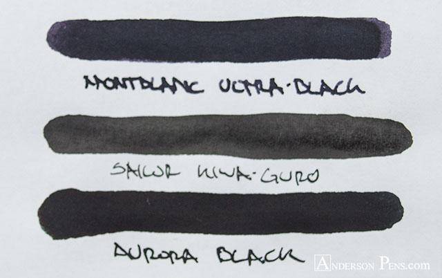thINKthursday Montblanc Ultra Black