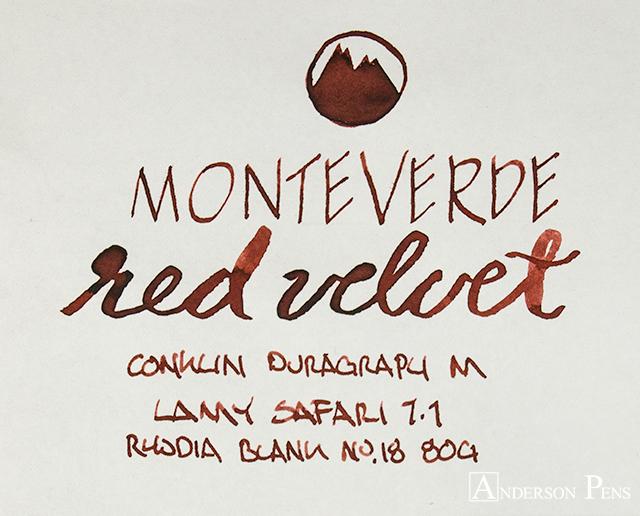 thINKthursday - Monteverde Red Velvet