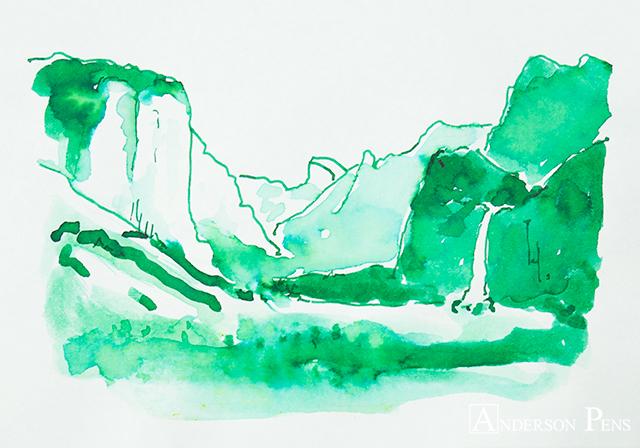 thINKthursday - Monteverde Yosemite Green