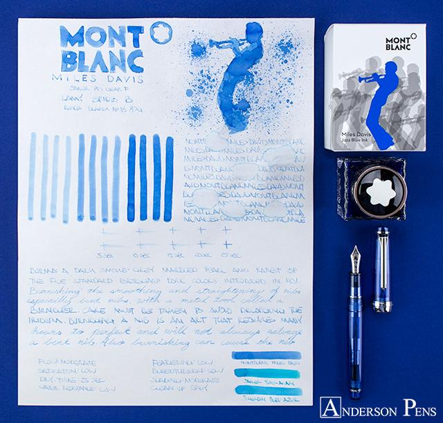 thINKthursday - Montblanc Miles Davis