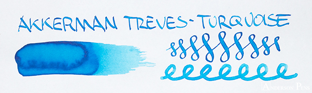 Akkerman Treves-Turquoise