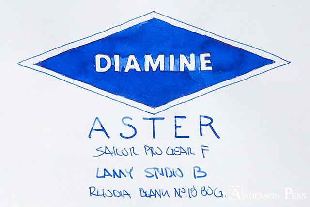 thINKthursday - Diamine Aster