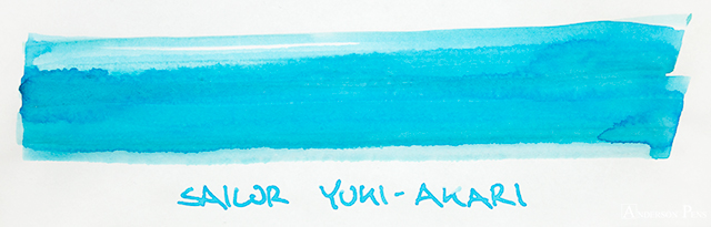 Sailor Yuki-Akari Ink Swab