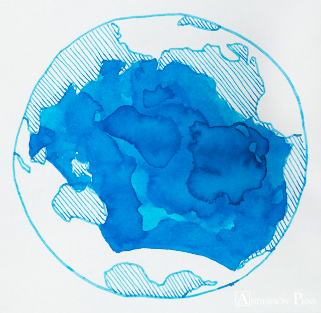 thINKthursday - Lamy Pacific Blue