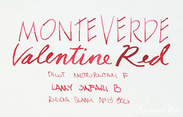 thINKthursday - Monteverde Valentine Red