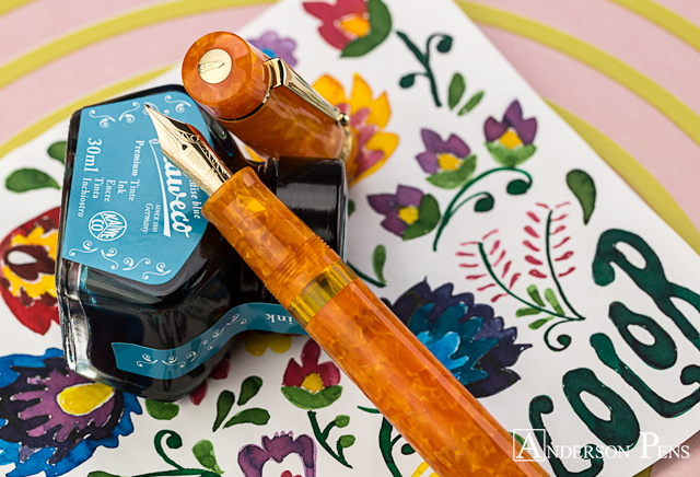 Midweek Mojo – Spring into Color | Anderson Pens