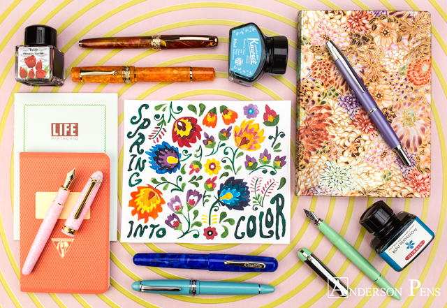 Midweek Mojo - Spring into Color