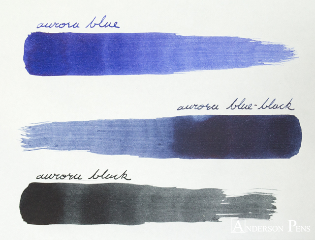 thINKthursday - Aurora Blue Black