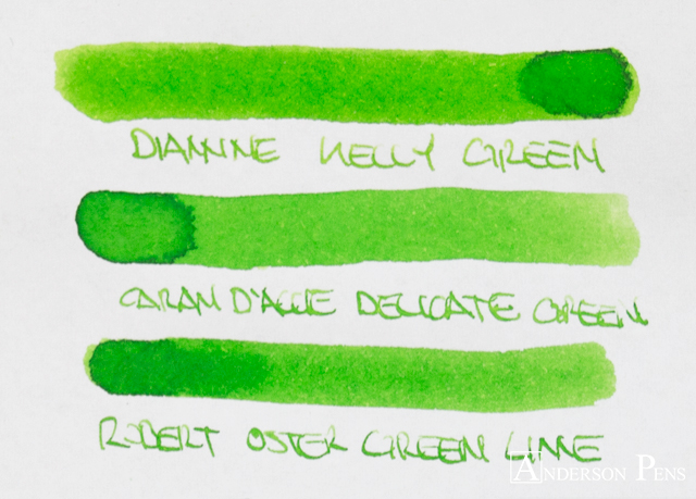 thINKthursday - Diamine Kelly Green