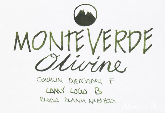 thINKthursday - Monteverde Olivine