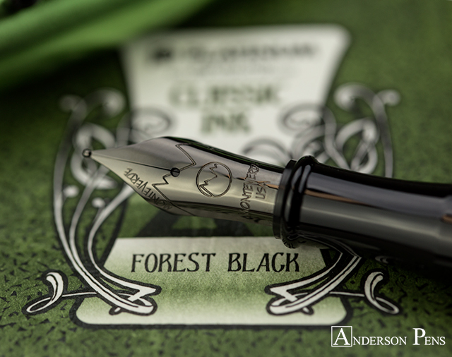 thINKthursday - Platinum Forest Black