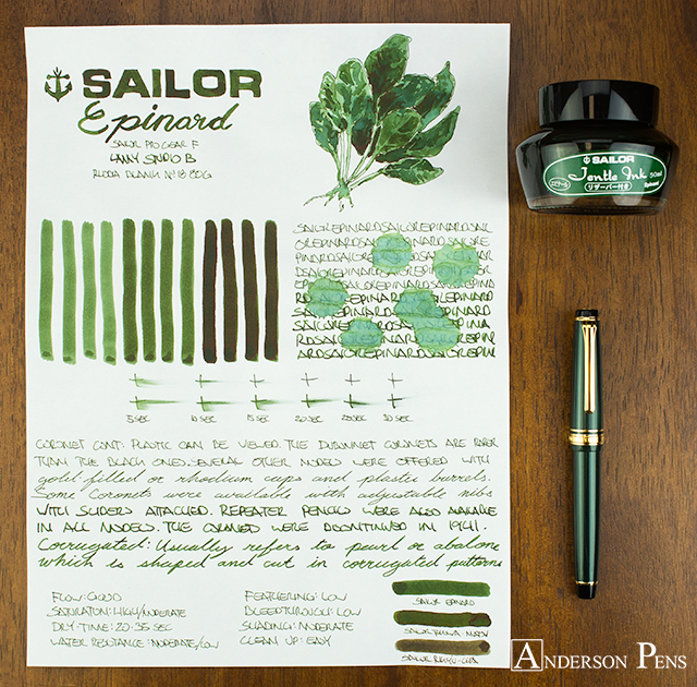 thINKthursday - Sailor Epinard