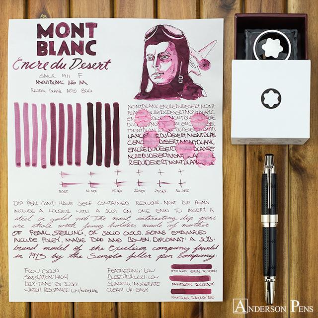 thINKthursday Montblanc Antoine de Saint-Exupéry