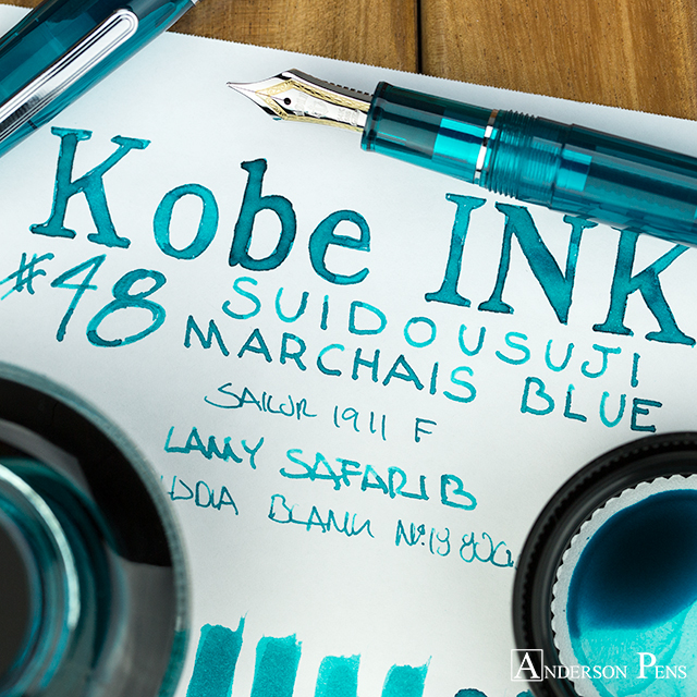 thINKthursday - Kobe #48 Suisdousuji Marchais Blue