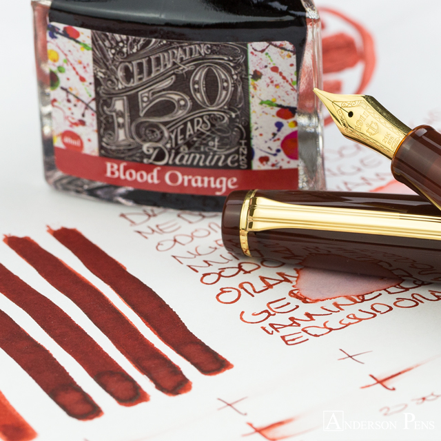 thINKthursday - Diamine Blood Orange