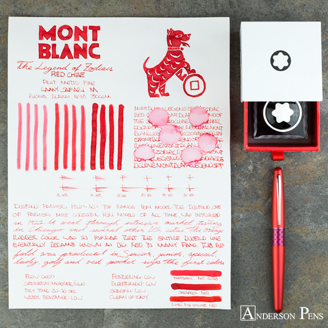 thINKthursday - Montblanc The Legend of Zodiacs