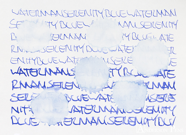 thINKthursday - Waterman Serenity Blue