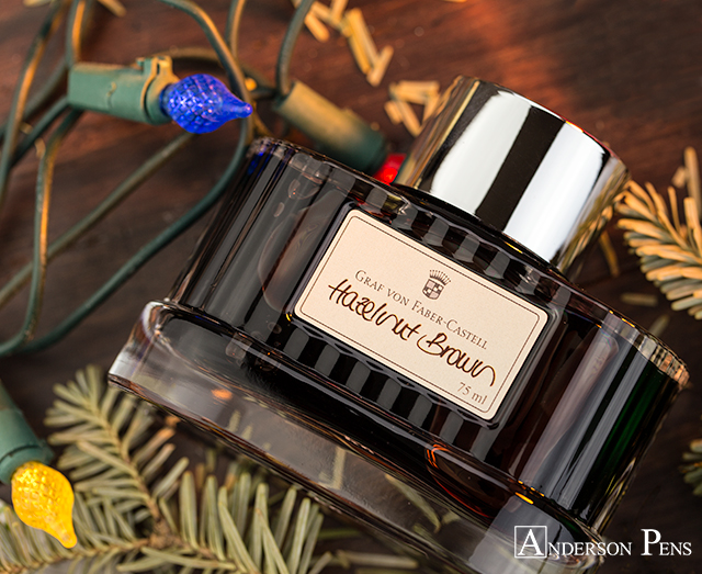 Graf von Faber-Castell Hazelnut Brown Ink