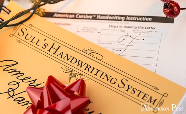 Michael Sull American Cursive Handwriting