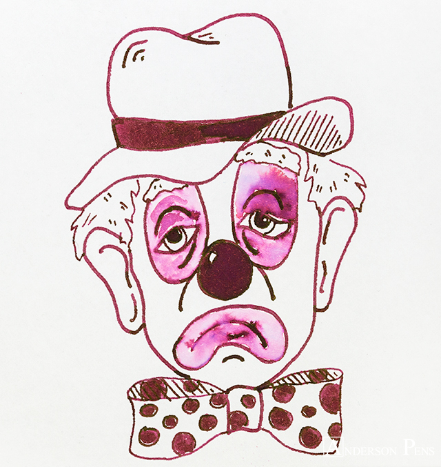 thINKthursday - Bungubox Clown Teardrop Ruby