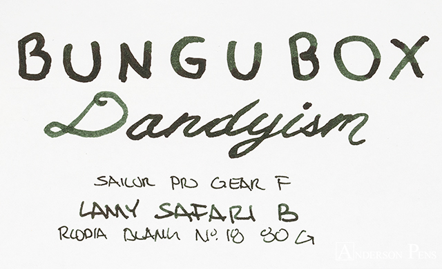 thINKthursday - Bungubox Dandyism