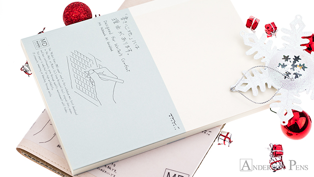 Midori Notebook and Cover