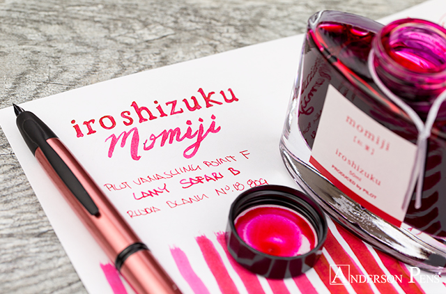 thINKthursday - iroshizuku Momiji